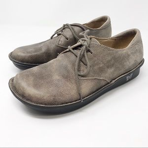 Alegria by PG Lite Lace Up Oxfords Comfort Shoes